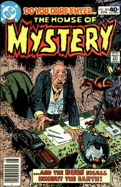 House of Mystery 283 - Joe Kubert