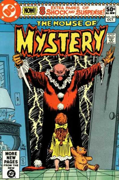House of Mystery 285 - Joe Kubert