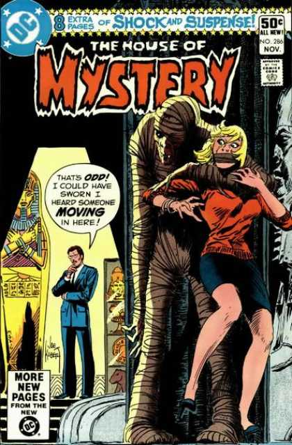 House of Mystery 286 - Joe Kubert