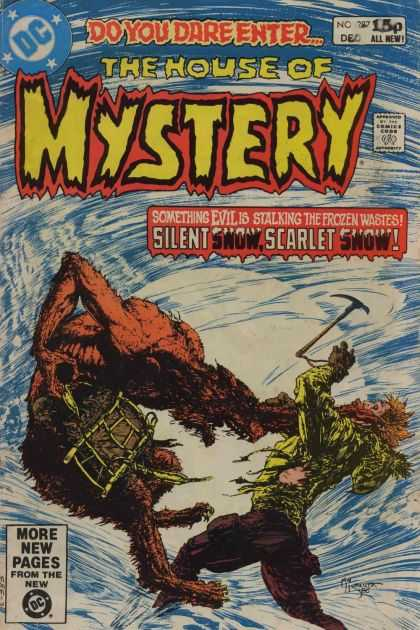 House of Mystery 287 - Michael Kaluta