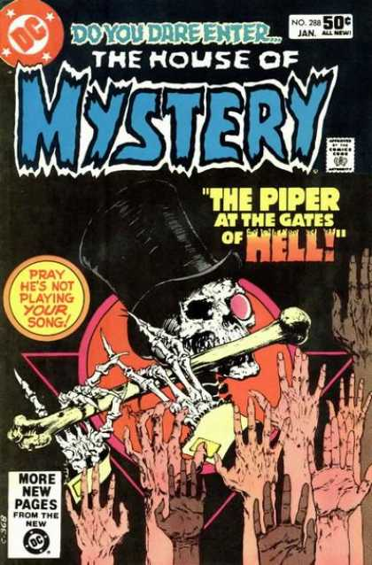 House of Mystery 288 - Michael Kaluta