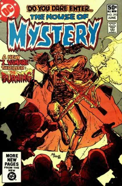House of Mystery 293 - Michael Kaluta