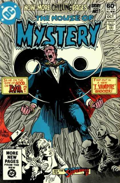House of Mystery 297 - Joe Kubert