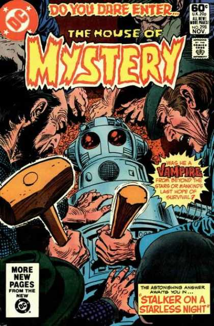 House of Mystery 298 - Joe Kubert