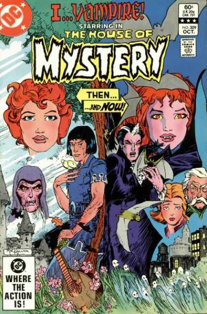 House of Mystery 309 - Michael Kaluta