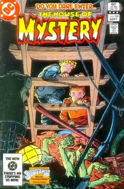 House of Mystery 320 - Michael Kaluta