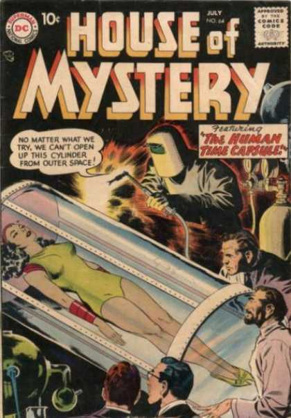 House of Mystery 64
