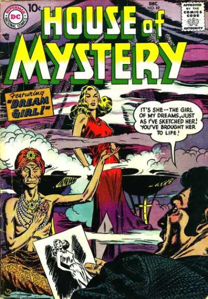 House of Mystery 69