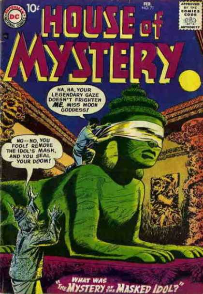 House of Mystery 71