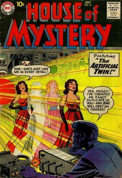 House of Mystery 76 - Jack Kirby