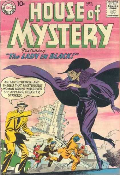 House of Mystery 78 - Jack Kirby