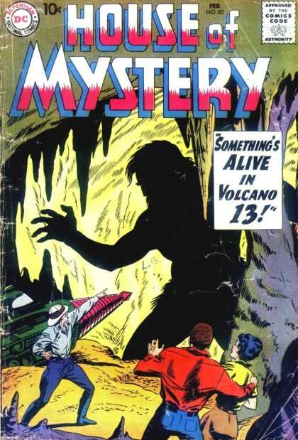 House of Mystery 83