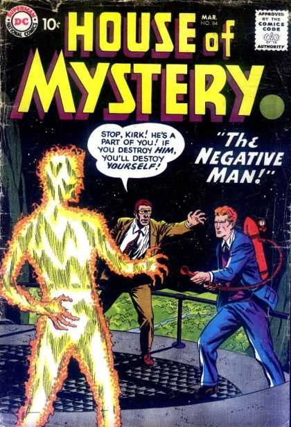 House of Mystery 84