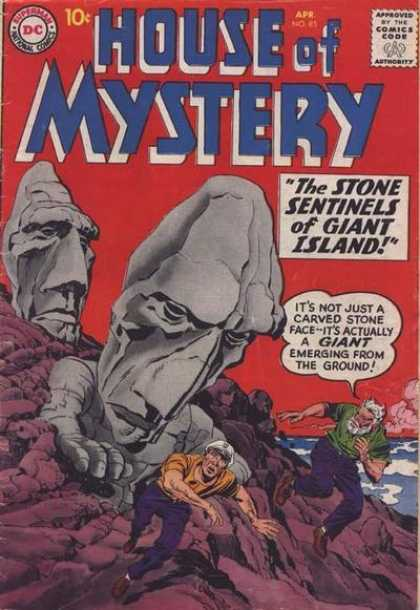 House of Mystery 85 - Jack Kirby