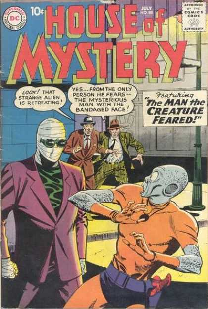 House of Mystery 88