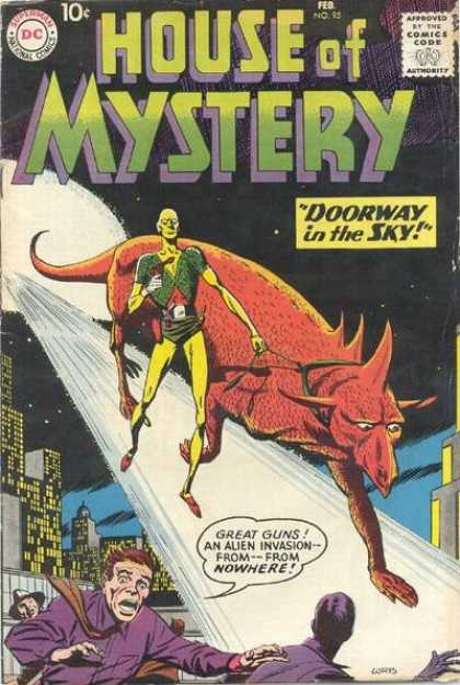 House of Mystery 95
