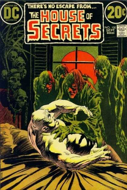 House of Secrets 100 - Bernie Wrightson