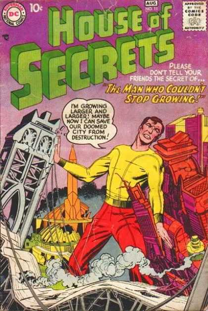 House of Secrets 11 - Jack Kirby