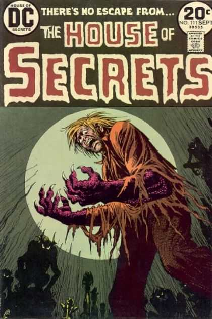House of Secrets 111 - Nick Cardy