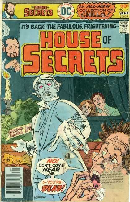 House of Secrets 141
