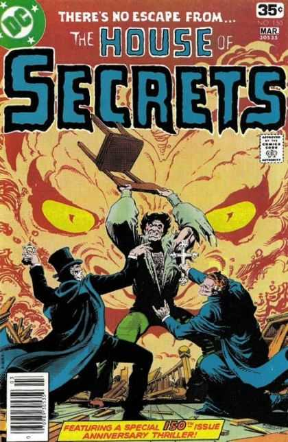 House of Secrets 150 - Jim Starlin