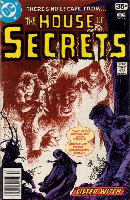 House of Secrets 152