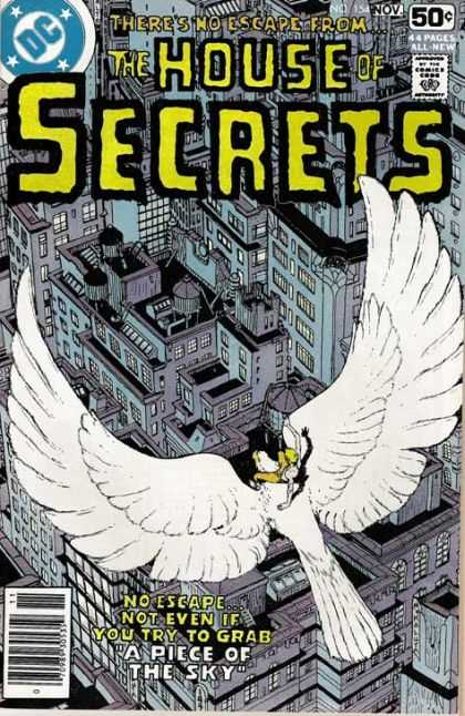 House of Secrets 154 - Michael Kaluta