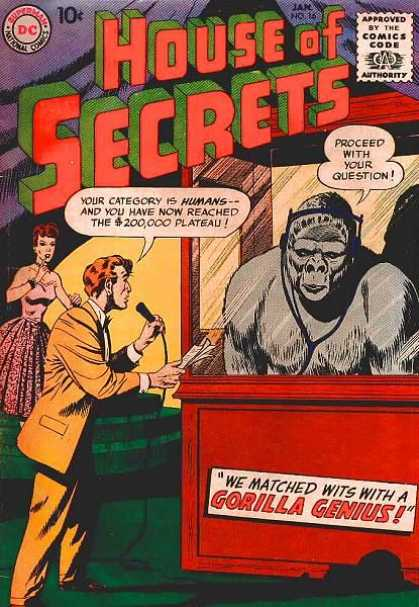 House of Secrets 16