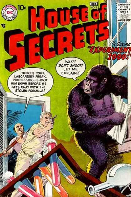 House of Secrets 6 - Nick Cardy