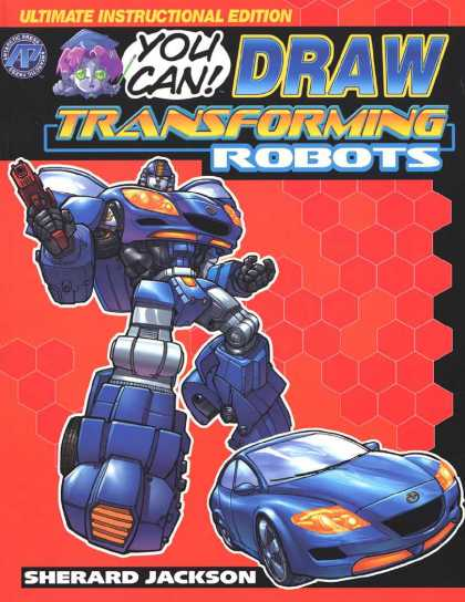 How to Draw Transforming Robots 1