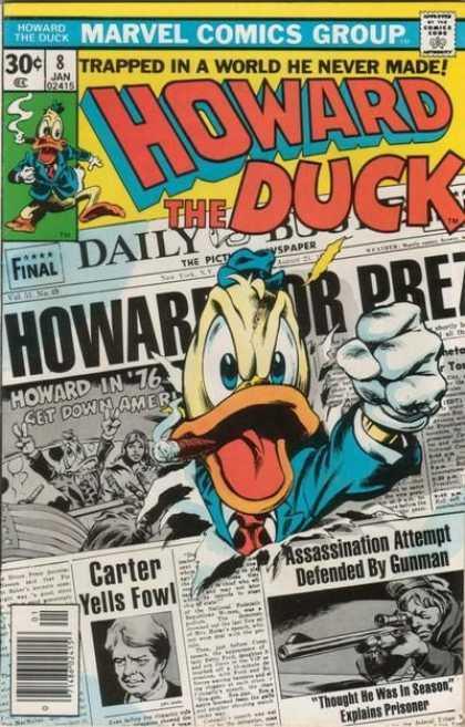 Howard the Duck 8