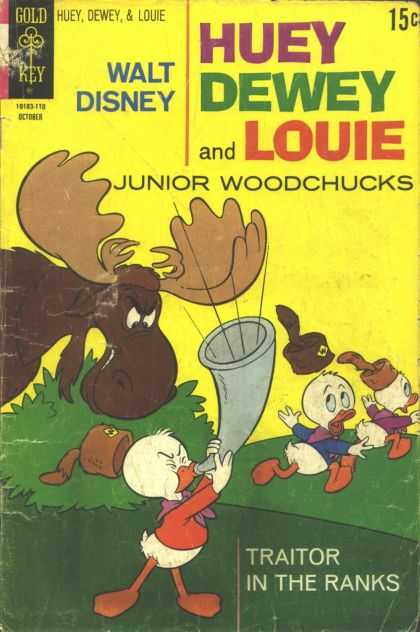 Huey, Dewey and Louie: Junior Woodchucks 11