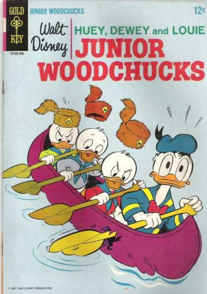 Huey, Dewey and Louie: Junior Woodchucks 2
