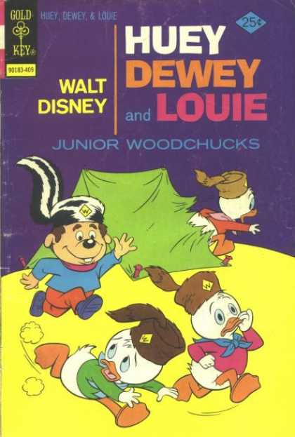 Huey, Dewey and Louie: Junior Woodchucks 28