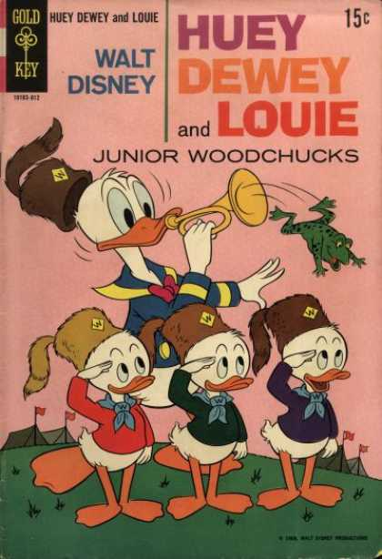 Huey, Dewey and Louie: Junior Woodchucks 3