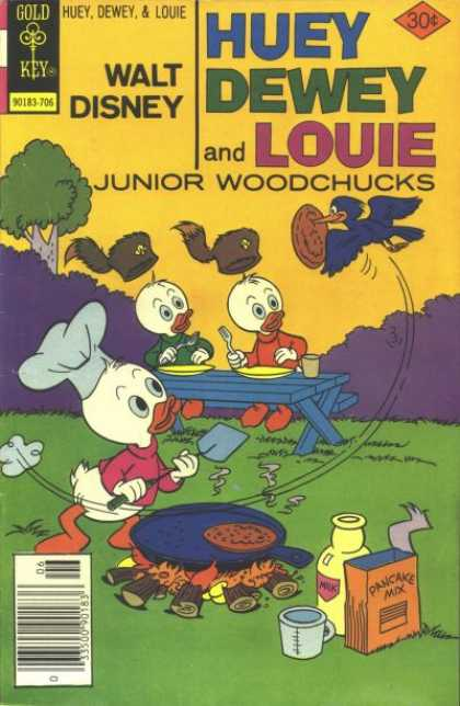 Huey, Dewey and Louie: Junior Woodchucks 44