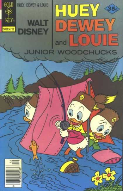 Huey, Dewey and Louie: Junior Woodchucks 47