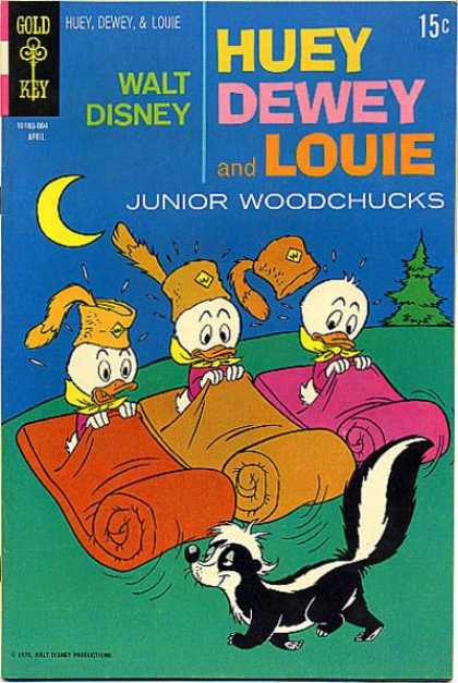 Huey, Dewey and Louie: Junior Woodchucks 5