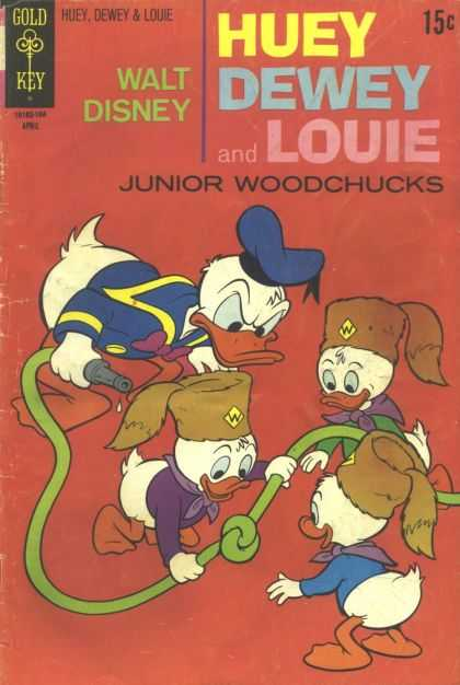 Huey, Dewey and Louie: Junior Woodchucks 9