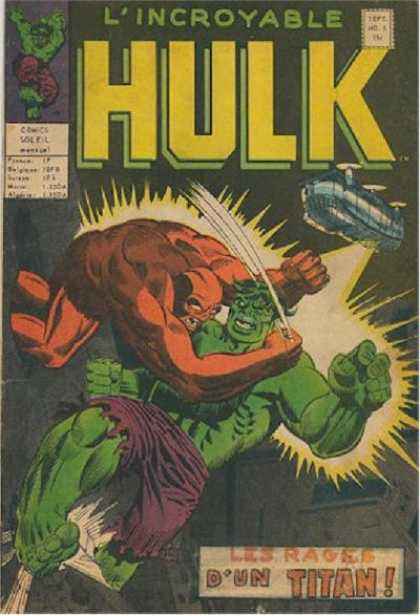 Hulk (French) 1