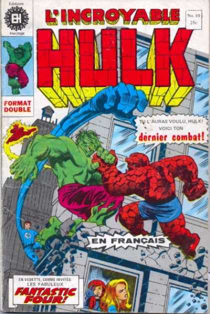 Hulk (French) 10