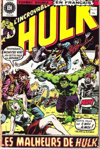 Hulk (French) 11