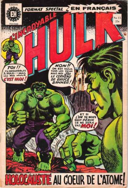 Hulk (French) 15