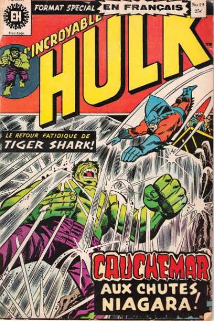 Hulk (French) 19