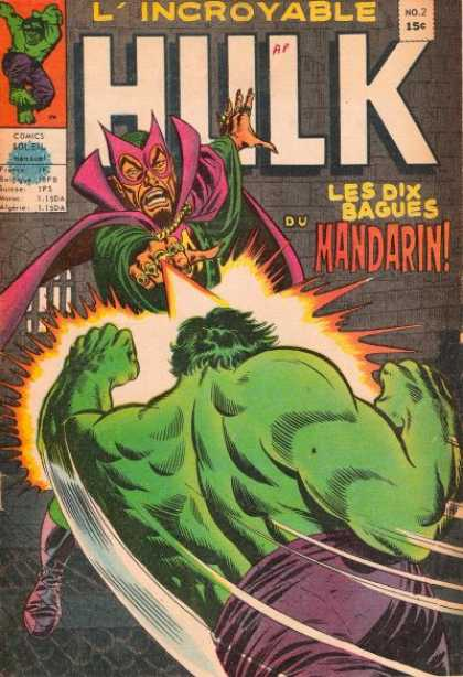 Hulk (French) 2