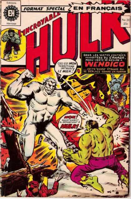 Hulk (French) 21