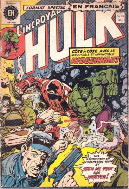Hulk (French) 31
