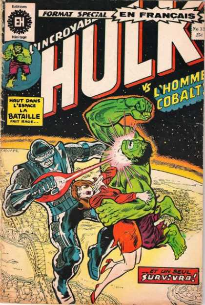 Hulk (French) 33