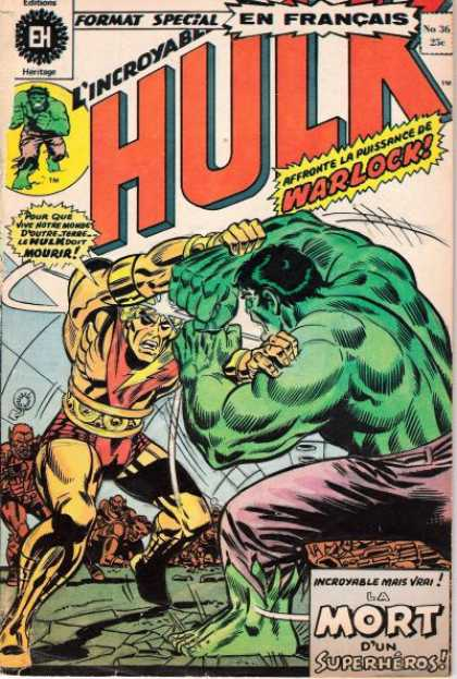 Hulk (French) 36