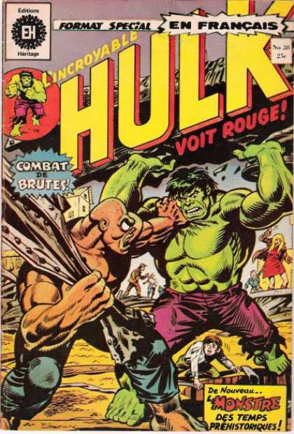 Hulk (French) 38